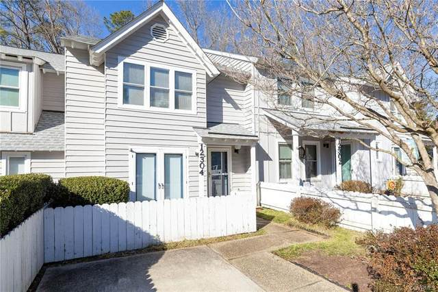 12304 Sir James Court, Henrico, VA 23233 (MLS #2104965) :: The Redux Group