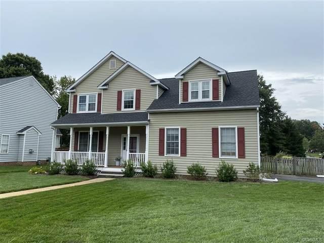 12400 Brightwater Lane, Henrico, VA 23233 (MLS #2104982) :: Treehouse Realty VA