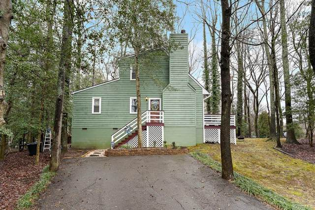 8440 Scottingham Drive, Chesterfield, VA 23236 (MLS #2104987) :: Small & Associates