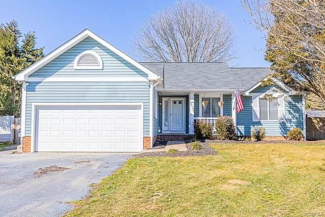 7137 Lereve Drive, Mechanicsville, VA 23111 (MLS #2104991) :: Village Concepts Realty Group