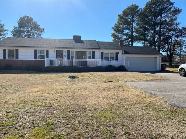 3820 River Road, Hopewell, VA 23860 (MLS #2105005) :: The Redux Group
