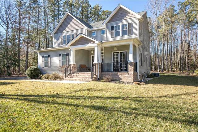 316 Hillsway Drive, Ashland, VA 23005 (MLS #2105014) :: The Redux Group