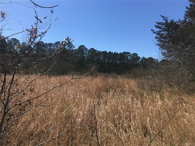 4AC General Mahone Boulevard, Ivor, VA 23866 (MLS #2105044) :: Village Concepts Realty Group
