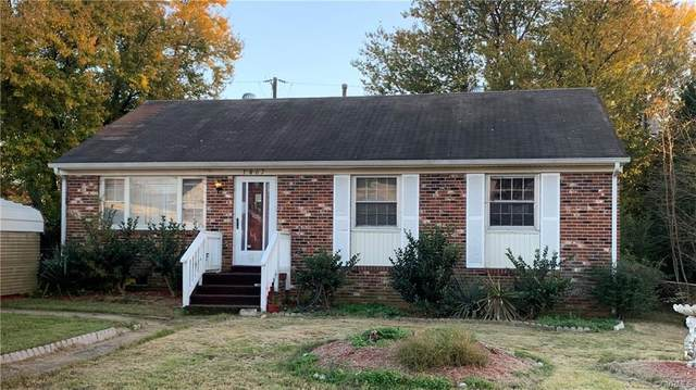 3007 Clydewood Avenue, Richmond, VA 23234 (MLS #2105079) :: The Redux Group