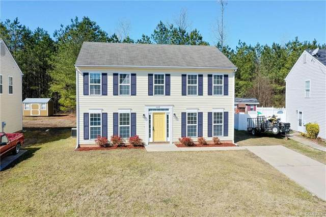 16648 Amherst Oak Lane, South Chesterfield, VA 23834 (MLS #2105083) :: The Redux Group
