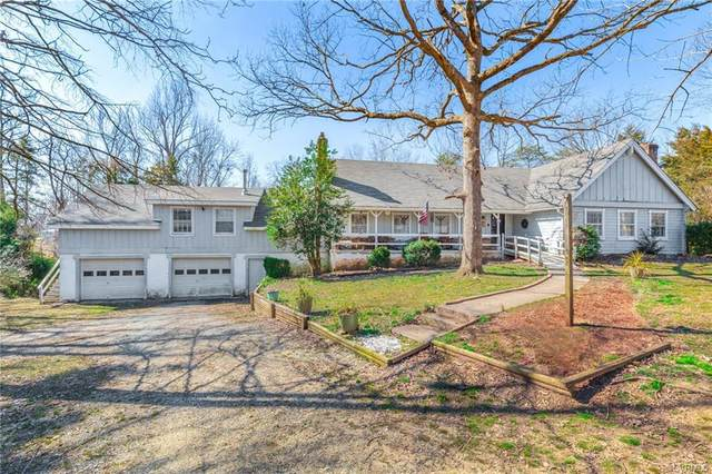 18641 Harrisons Road, Amelia Courthouse, VA 23002 (MLS #2105098) :: The RVA Group Realty