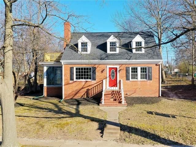 2404 Ford Avenue, Richmond, VA 23223 (MLS #2105106) :: Small & Associates