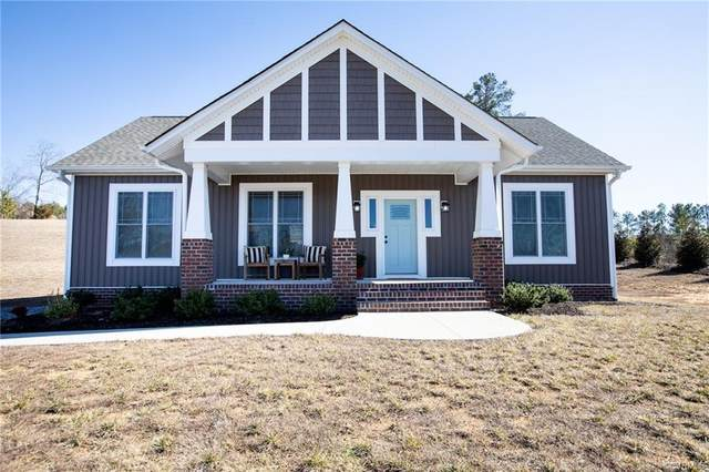 110 Jay's Road, Farmville, VA 23901 (MLS #2105111) :: The Redux Group