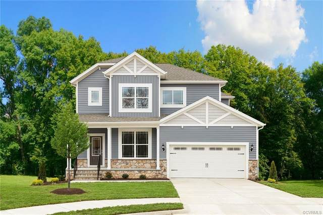 15604 Cedarville Drive, Midlothian, VA 23112 (MLS #2105135) :: Small & Associates