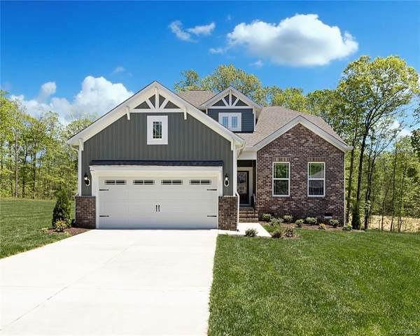 15520 Cedarville Drive, Midlothian, VA 23112 (MLS #2105156) :: Village Concepts Realty Group