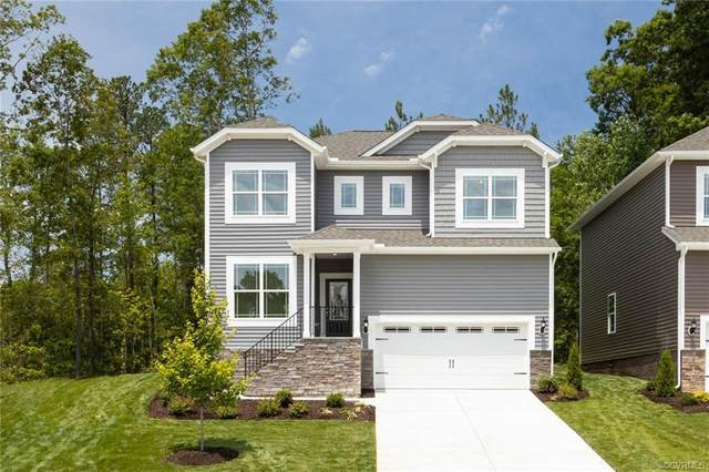 15412 Cedarville Drive, Midlothian, VA 23112 (MLS #2105161) :: Village Concepts Realty Group