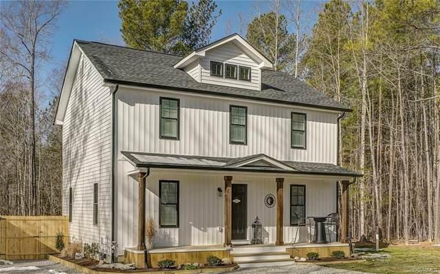0 Bonbrook Creek Road, Cumberland, VA 23040 (MLS #2105162) :: Village Concepts Realty Group