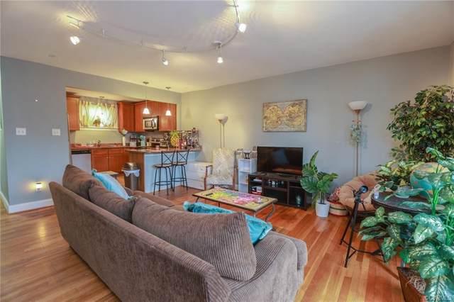 2100 Grove Avenue U12, Richmond, VA 23220 (MLS #2105186) :: Small & Associates