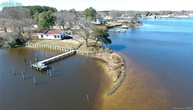 768 Oyster Point Drive, Reedville, VA 22539 (MLS #2105187) :: EXIT First Realty
