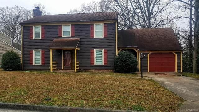 1019 Hoperidge Court, Colonial Heights, VA 23834 (MLS #2105238) :: Small & Associates