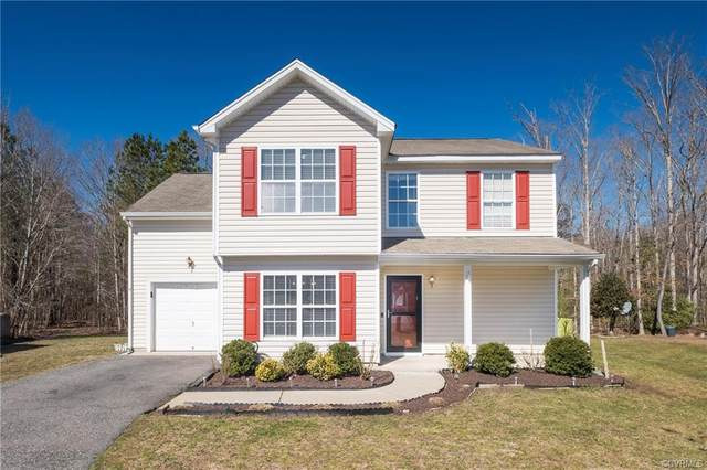 7600 Fernway Place, Midlothian, VA 23832 (MLS #2105268) :: Village Concepts Realty Group