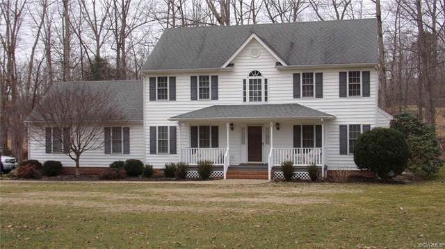 3145 Shadow Creek Drive, Powhatan, VA 23139 (MLS #2105318) :: Small & Associates