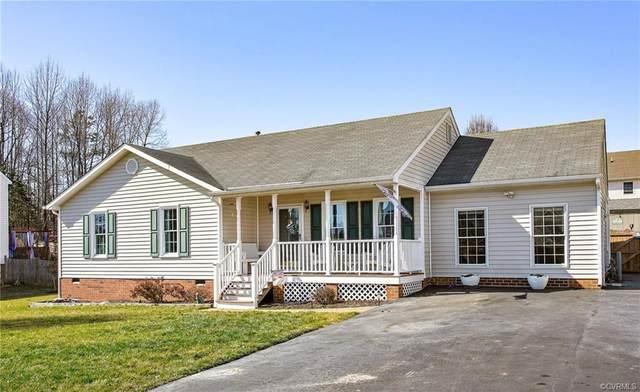 8259 Tarragon Drive, Hanover, VA 23111 (MLS #2105333) :: Small & Associates