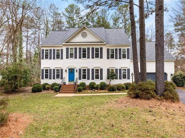 13312 Hollyhock Place, Henrico, VA 23233 (MLS #2105343) :: The Redux Group