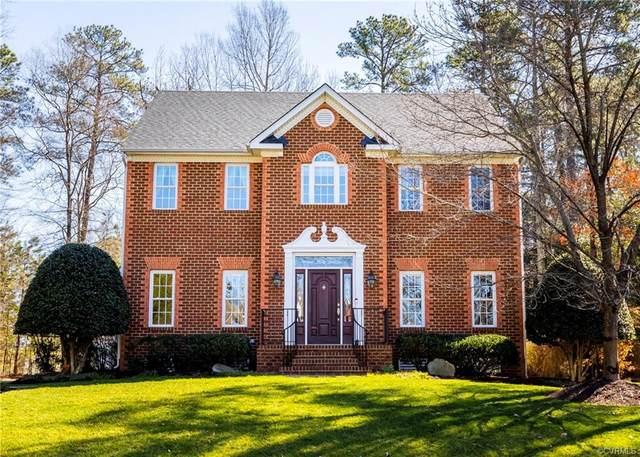 9410 Colvincrest Drive, Mechanicsville, VA 23116 (MLS #2105350) :: Village Concepts Realty Group