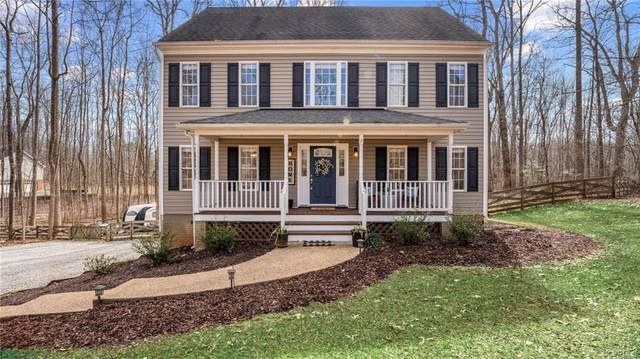 3519 Richards Run, Powhatan, VA 23139 (MLS #2105351) :: Village Concepts Realty Group