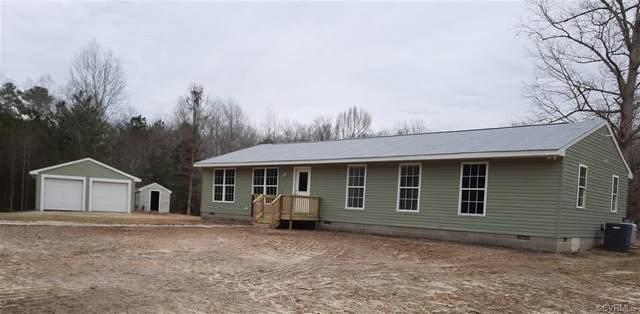 4611 Hidden Lane, Lanexa, VA 23089 (MLS #2105357) :: Village Concepts Realty Group