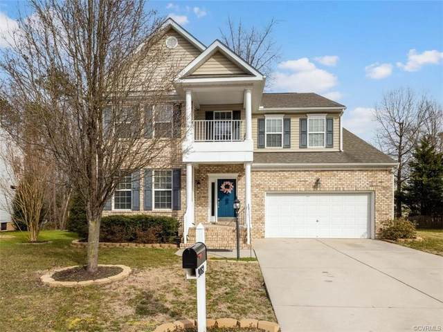 9082 Sutlers Lane, Mechanicsville, VA 23116 (MLS #2105359) :: EXIT First Realty