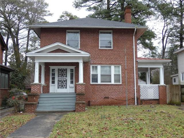 1815 Berkeley Avenue, Petersburg, VA 23805 (MLS #2105367) :: Small & Associates