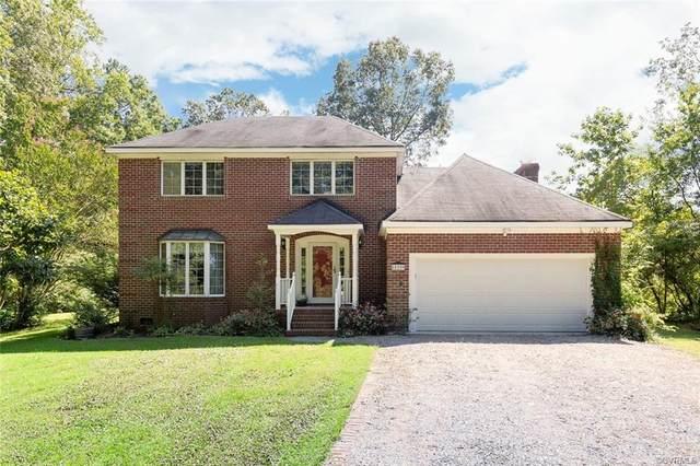 15299 Ashland Road, Glen Allen, VA 23146 (MLS #2105375) :: Small & Associates