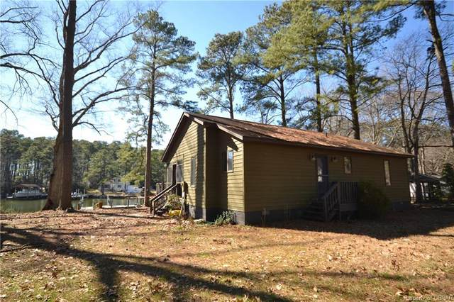 214 Lucom Point Drive, Reedville, VA 22539 (MLS #2105381) :: The Redux Group