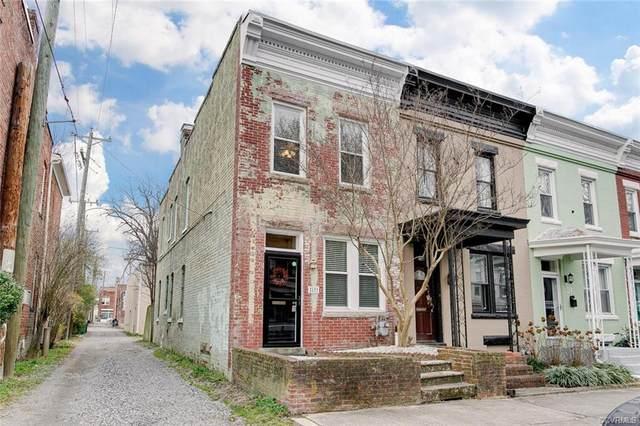 17 S Davis Avenue, Richmond, VA 23220 (MLS #2105383) :: The Redux Group