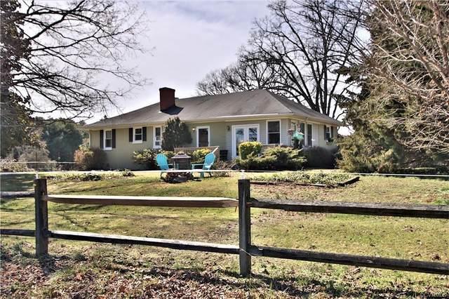 16101 Derby Ridge Road, Montpelier, VA 23192 (MLS #2105400) :: Small & Associates