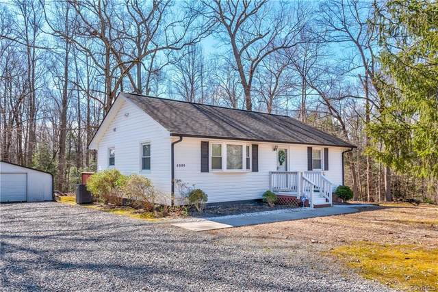 8009 Airport Road, Quinton, VA 23141 (MLS #2105405) :: Village Concepts Realty Group