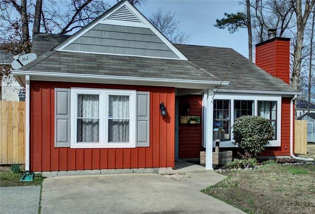 471 Wyn Drive, Newport News, VA 23608 (MLS #2105438) :: Village Concepts Realty Group