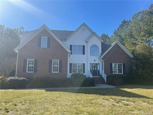 3845 Mill Mount Drive, Powhatan, VA 23139 (MLS #2105457) :: Village Concepts Realty Group