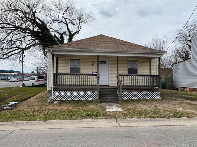 10 N Old Church Street, Petersburg, VA 23803 (MLS #2105465) :: The Redux Group