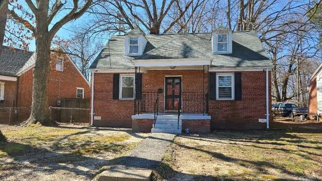 3702 Peyton Avenue, Richmond, VA 23224 (MLS #2105482) :: Village Concepts Realty Group