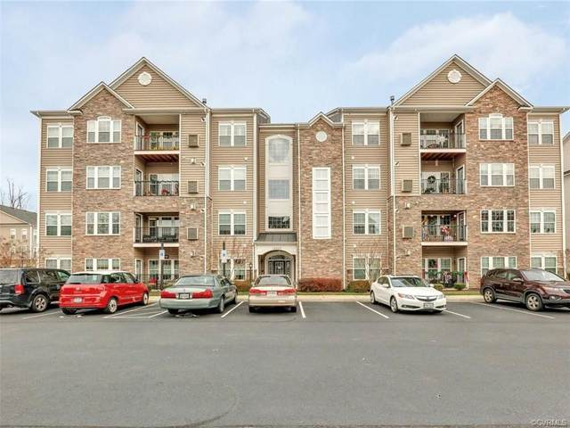 14010 Briars Circle #102, Midlothian, VA 23114 (MLS #2105493) :: Small & Associates