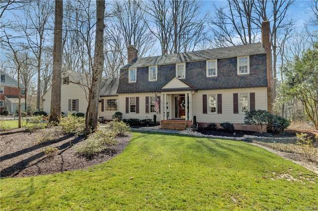 11871 Wexwood Drive, North Chesterfield, VA 23236 (MLS #2105496) :: Village Concepts Realty Group