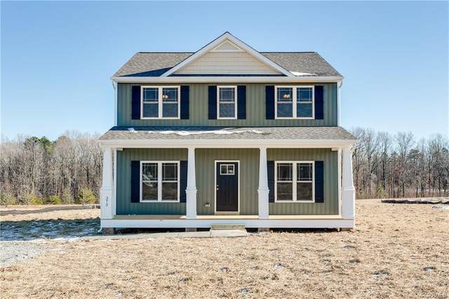 601 Norman Drive, Ruther Glen, VA 22546 (MLS #2105515) :: Small & Associates