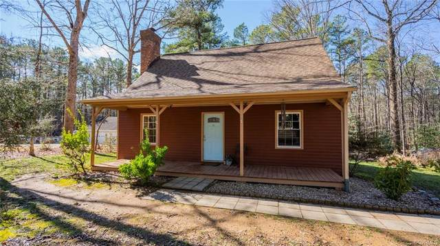2757 Briarpatch Lane, Powhatan, VA 23139 (MLS #2105519) :: Village Concepts Realty Group