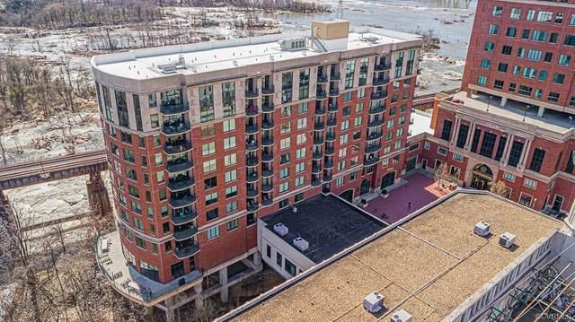 1101 Haxall Point U415, Richmond, VA 23219 (MLS #2105533) :: Small & Associates