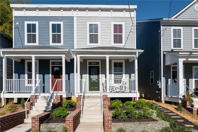 1208.5 N 32nd Street, Richmond, VA 23223 (MLS #2105535) :: Small & Associates