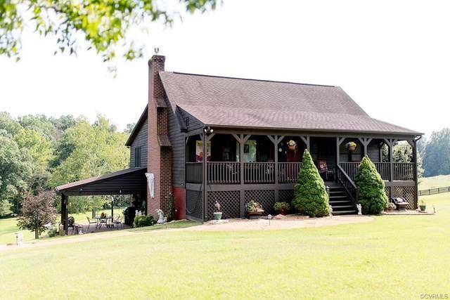 636 Rock Creek Lane, Buckingham, VA 23936 (MLS #2105549) :: Village Concepts Realty Group