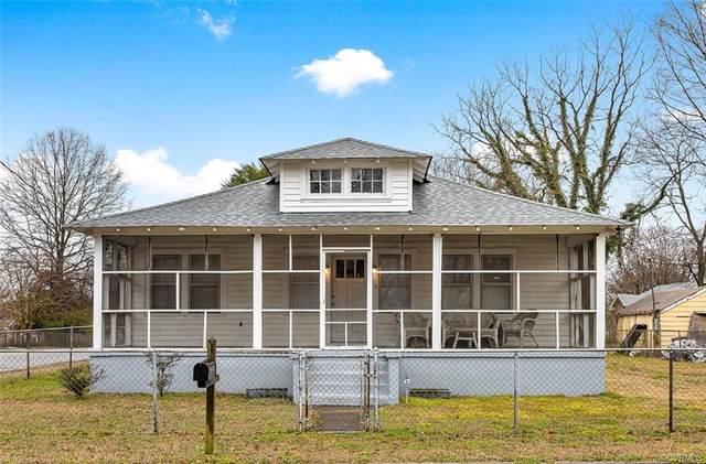 119 N 16th Avenue, Hopewell, VA 23860 (MLS #2105570) :: Small & Associates