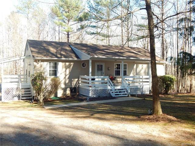 1450 Country Forest Lane, Powhatan, VA 23139 (MLS #2105579) :: Village Concepts Realty Group