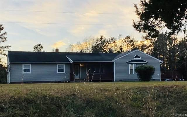 472 Colnbrook Road, Tappahannock, VA 22437 (MLS #2105587) :: Village Concepts Realty Group