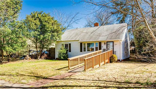 5023 E Seminary Avenue, Richmond, VA 23227 (MLS #2105593) :: Small & Associates