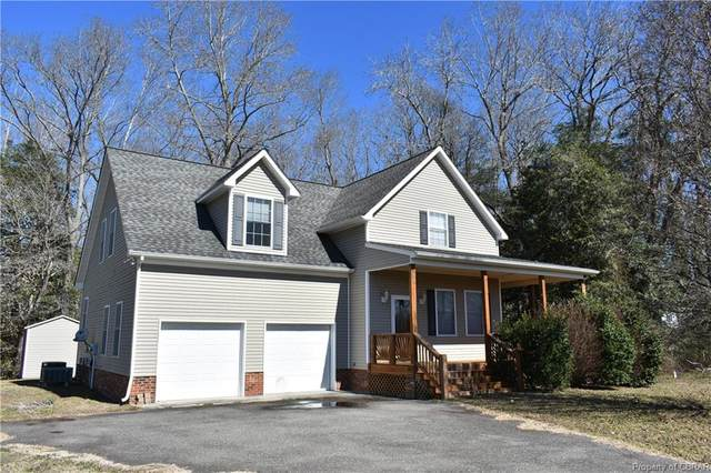 206 Dixie Drive, Dutton, VA 23050 (MLS #2105607) :: Small & Associates