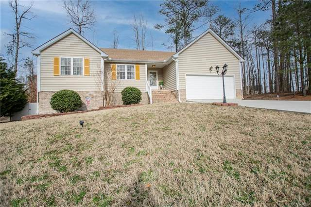 19218 Brevard Drive, South Chesterfield, VA 23834 (MLS #2105610) :: Village Concepts Realty Group